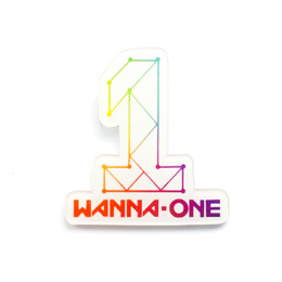 Значок Wanna One Logotype A Ver. / Wanna One
