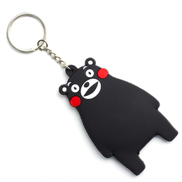 Брелок Kumamon Figure Black Ver.