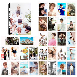 Набор карточек EXO Dear Happiness Photobook Ver. / EXO