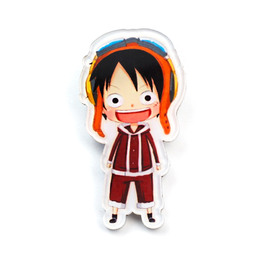 Значок Monkey D. Luffy Cute Pilot A Ver. / One Piece