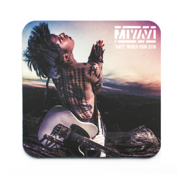Магнит Miyavi DAY 2 World Tour 2018 Official Merch / Miyavi