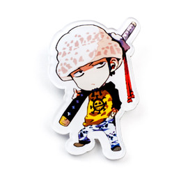 Значок Trafalgar Law A Ver. / One Piece