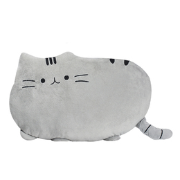 Мягкая игрушка-подушка Cat Grey Mini Ver.