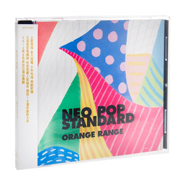 ORANGE RANGE Album: NEO POP STANDARD (Regular Edition) / CD