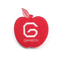 Значок G-DRAGON 1st Album Heartbreaker Red Ver. / BIG BANG