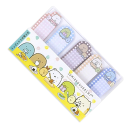 Набор стикеров Sumikko Gurashi Bookmark Square Ver.