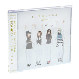 Scandal Album: Standard (Regular Edition) / CD