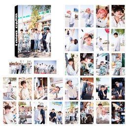 Набор карточек BTS NAVER x Dispatch Photoshoot A Ver. / BTS