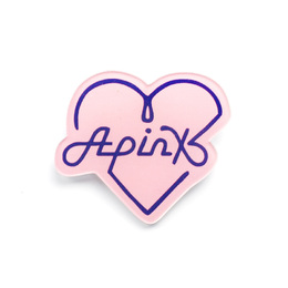 Значок Apink Logotype A Ver. / Apink