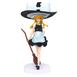Touhou Project Kirisame Marisa Premium Perfect Cherry Blossom Figure / FuRyu (Game Prize)