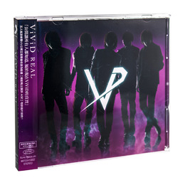 ViViD Single: REAL (Limited Edition / Type A) / CD+DVD