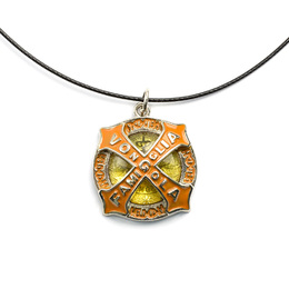 Кулон Crest Vongola Gear Orange Ver. / Katekyo Hitman Reborn!