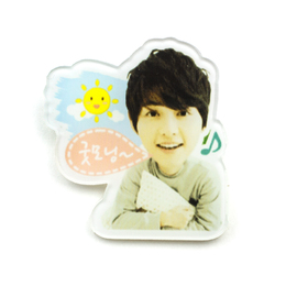 Значок Song Joong Ki KakaoTalk Stickers A Ver. / Song Joong Ki
