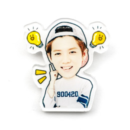 Значок EXO LUHAN KakaoTalk Stickers A Ver. / EXO