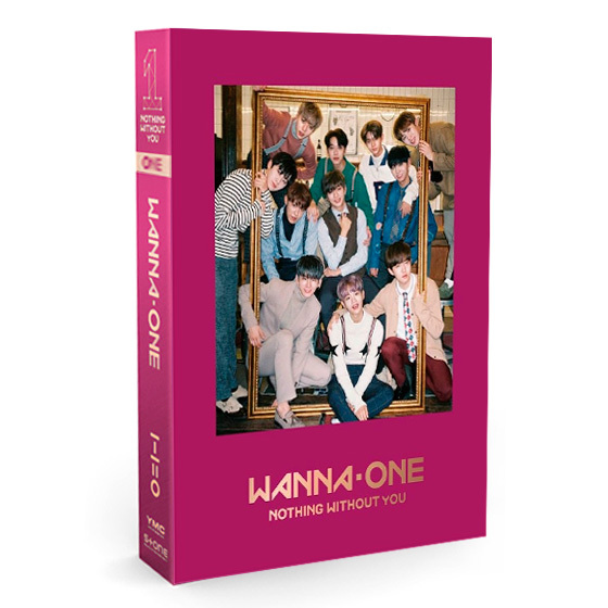 WANNA ONE repackage Mini Album To Be One: Nothing Without You (One Ver.) / CD