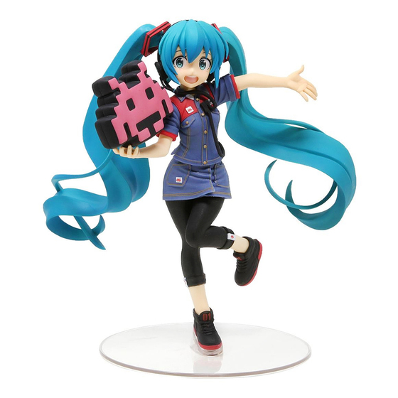 Vocaloid Hatsune Miku Game Taito Station Uniform Ver. / Taito (Game Prize)