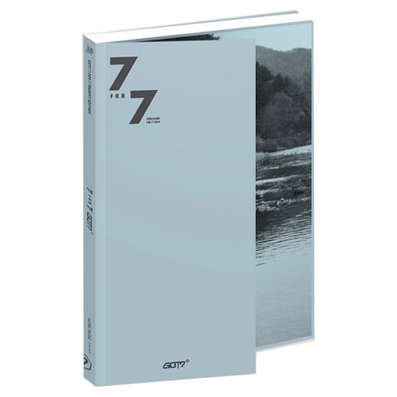 GOT7 7th Mini Album : 7 FOR 7 ( Present Edition / Cozy Hour Ver.) / CD