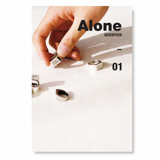 Seventeen 4th Mini Album: Al1 (Ver.1 Alone 01) / CD