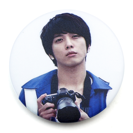 Значок Jung Yong Hwa Photoshoot E Ver. / CNBLUE