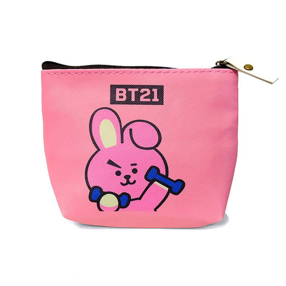 Кошелек BT21 Cooky (JUNGKOOK) Mini Ver. / BTS
