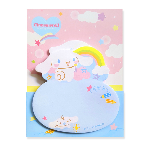 Набор стикеров Cinnamoroll 2 Blocks Stand Ver.