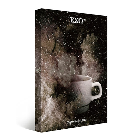 EXO 4th Winter Special Album 2017: Universe / CD