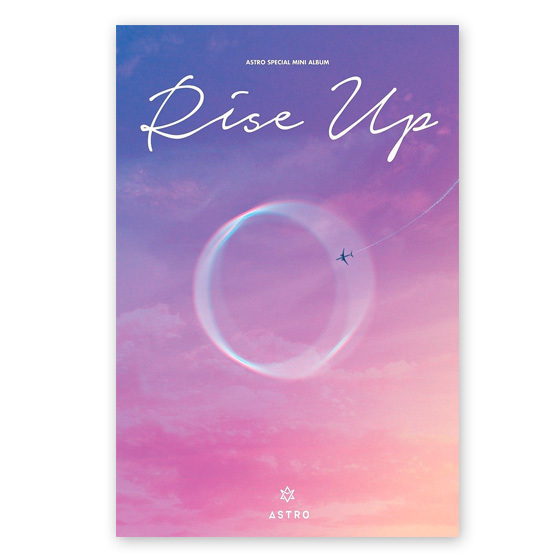 ASTRO Special Mini Album: Rise Up / CD