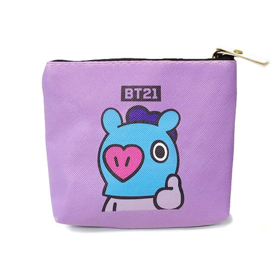 Кошелек BT21 Mang (J-HOPE) Mini Ver. / BTS