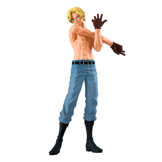 One Piece The Naked 2017 Body Calendar Vol.3 Sabo A Green Ver. / Banpresto (Game Prize)