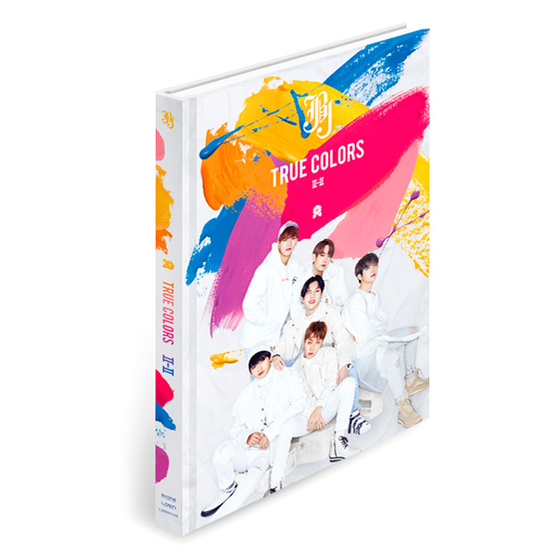 JBJ 2nd Mini Album: True Colors (II-II Ver.) / CD