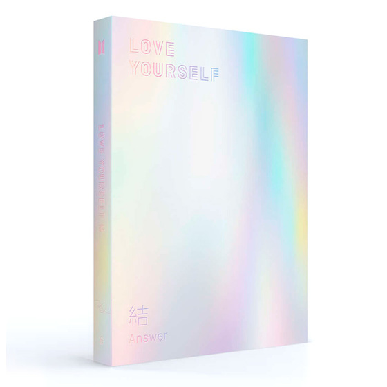 BTS 3rd Album Repackage: Love Yourself - Answer (S Ver.) / 2 CD
