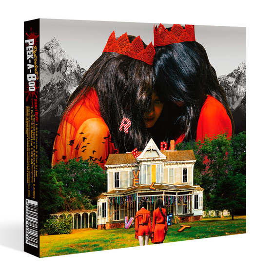Red Velvet 2nd Album: Perfect Velvet / СD