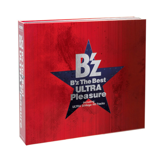 "B'z Album: B'z The Best ""ULTRA Pleasure"" / CD+DVD"