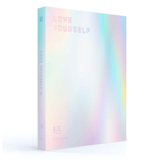 BTS 3rd Album Repackage: Love Yourself - Answer (F Ver.) / 2 CD