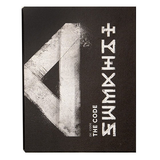 MONSTA X 5th Mini Album: THE CODE (De:Code Ver.) / CD