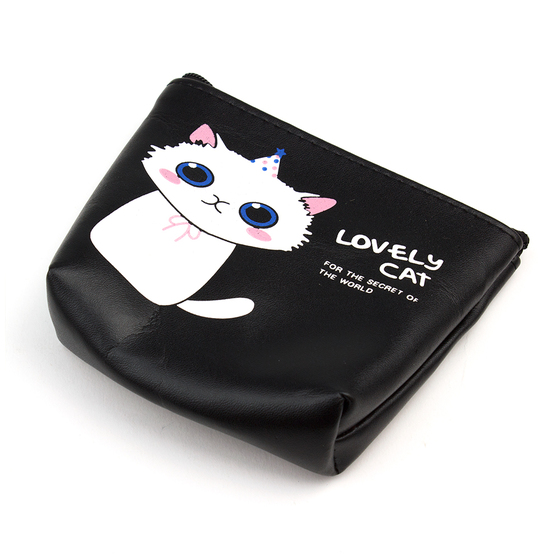 Кошелек Lovely Cat Black Ver.