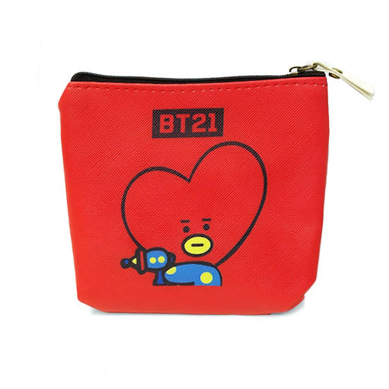 Кошелек BT21 TATA (V) Mini Ver. / BTS
