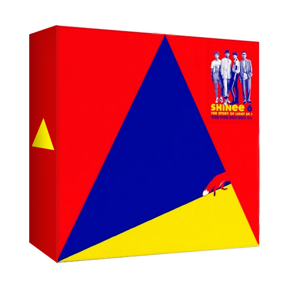SHINee 6th album: The Story of Light EP.1 / CD